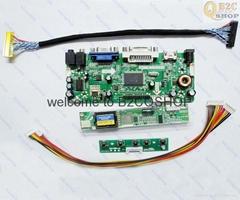 (HDMI+DVI+VGA+Audio) LCD/LED Screen Driver Board LVDS Inverter Diy Monitor Kit
