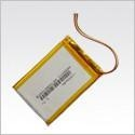 Gps Battery  Rechargeable Li-ion Polymer battery