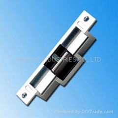 Fail Secured Type Electric Strike(Pair with square type dead bolt mechanical loc