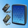 简易型防拷贝滚码遥控开门系统
