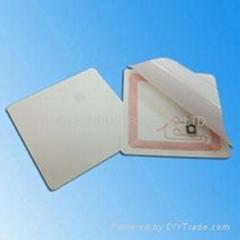 Mifare RFID smart label , rfid tags labels