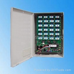 24 Relay box , metal case (Can be expanded to 96 floors)