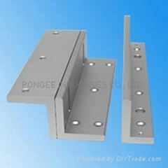 L & Z fixed bracket for electromagnetic lock-PML-1100,PML-1101