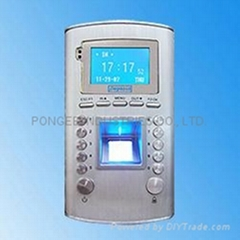 Fingerprint Access Control Reader with Time Attendance and Ring Function