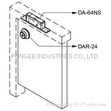 紧急阳极锁  器(具专利认证) 1