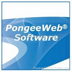 Pongee Web System (Hot Product - 1*)