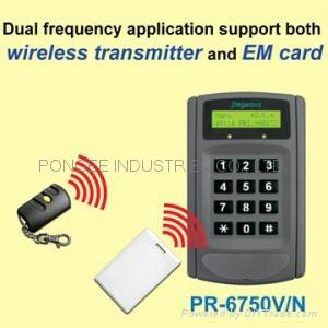 连线型滚码式遥控接收主机 / 控制器(内建RF接收器) 1