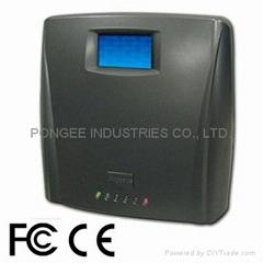 6米读距 RFID停车场管制远距离感应读卡头/读卡器