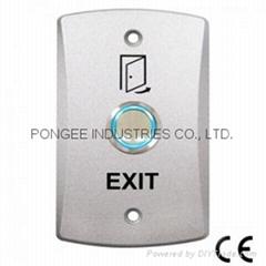 開門按鈕(具LED燈顯示)