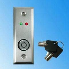 Tubular Key Switch