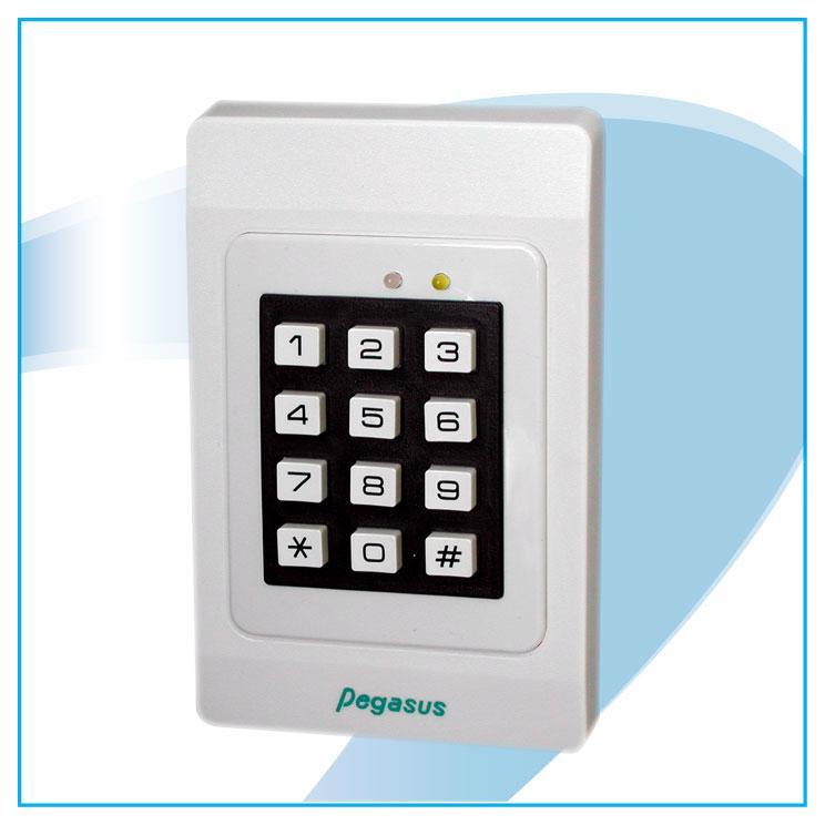 digital access control keypad 150 door codes pg 105kc pegasus pongee taiwan manufacturer. Black Bedroom Furniture Sets. Home Design Ideas
