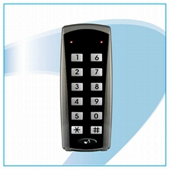 Waterproof Access Control Keypad with doorbell