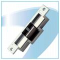阴极电锁(搭配机械方型锁舌,送