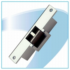 Fail Secured Electric Strike(Pair with square type dead bolt mechanical lock)
