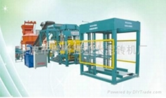 china supply QT6-15automatic cement brick machine