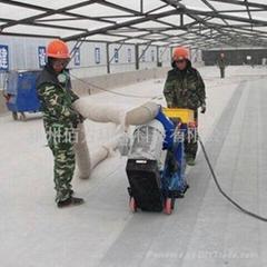 LB350系列桥面防水预处理抛丸机