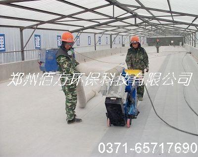 桥面防水预处理抛丸清理机 1