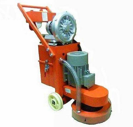 环氧地坪施工地面打磨机 1