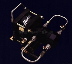 美国HASKEL气动增压泵