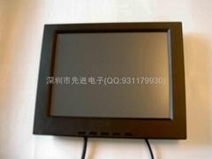 10寸觸摸屏液晶顯示器