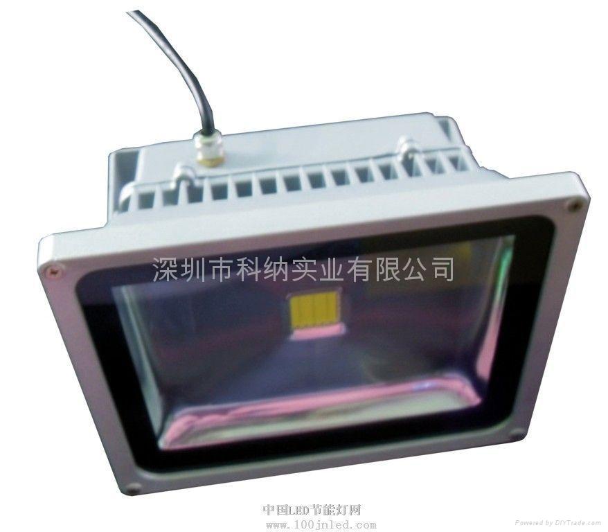 普瑞10W聚成大功率LED氾光燈 2