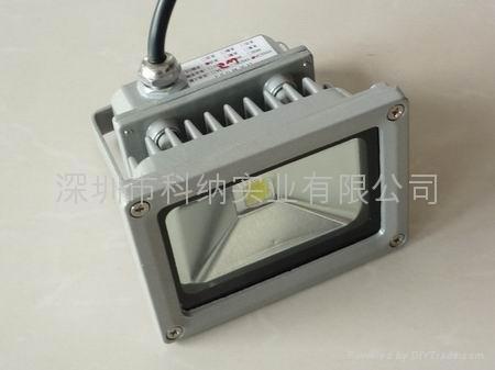 普瑞10W聚成大功率LED氾光燈 5