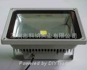 50W聚成大功率LED氾光燈 1
