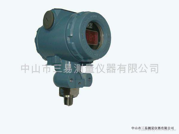 2000系列压力变送器 1