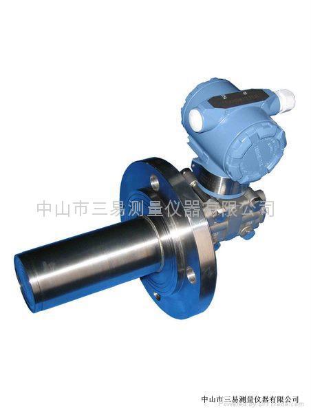 3000系列插入筒式法兰液位变送器 2