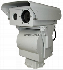 Fire Detection Dual Channel Thermal Camera