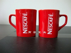 NESCAFE ad cup