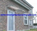 awning pc awning polycarbonate awning
