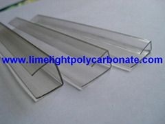 pc sheet accessories polycarbonate sheet accessories polycarbonate sheet profile