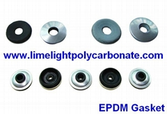 EPDM gasket screw cap screw button fixing screw button