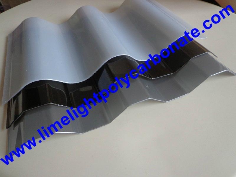 Corrugated polycarbonate sheet polycarbonate sheet polycarbonate roofing sheet 1