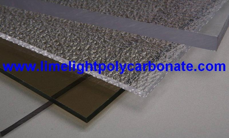 solid pc sheet polycarbonate solid sheet polycarbonate panel polycarbonate roof 1