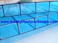 twinwall polycarbonate glazing polycarbonate hollow sheet pc hollow sheet