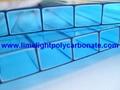 twinwall polycarbonate glazing