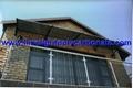 polycarbonate awning DIY awning door
