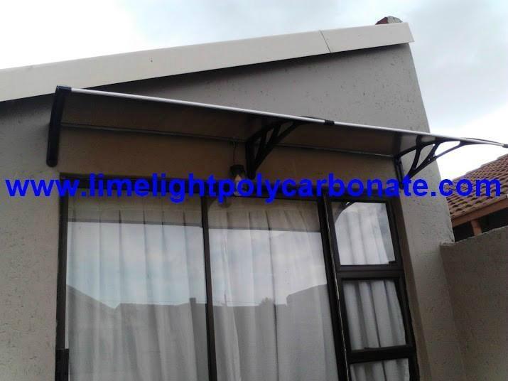 Diy Window Awnings : Awning canopy diy door window