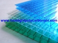 Twinwall polycarbonate sheet frosted pc hollow sheet multiwall polycarbonate 3