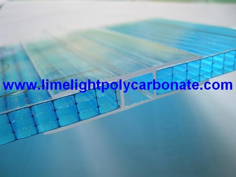 Polycarbonate H Profile for Polycarbonate Sheet