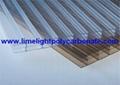 pc sheet polycarbonate sheet triple wall polycarbonate sheet polycarbonate panel