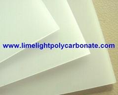 Polycarbonate Diffusion sheet LED panel
