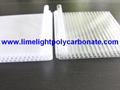 U clip joint panel polycarbonate sheet U-Lock polycarbonate sheet multiwall