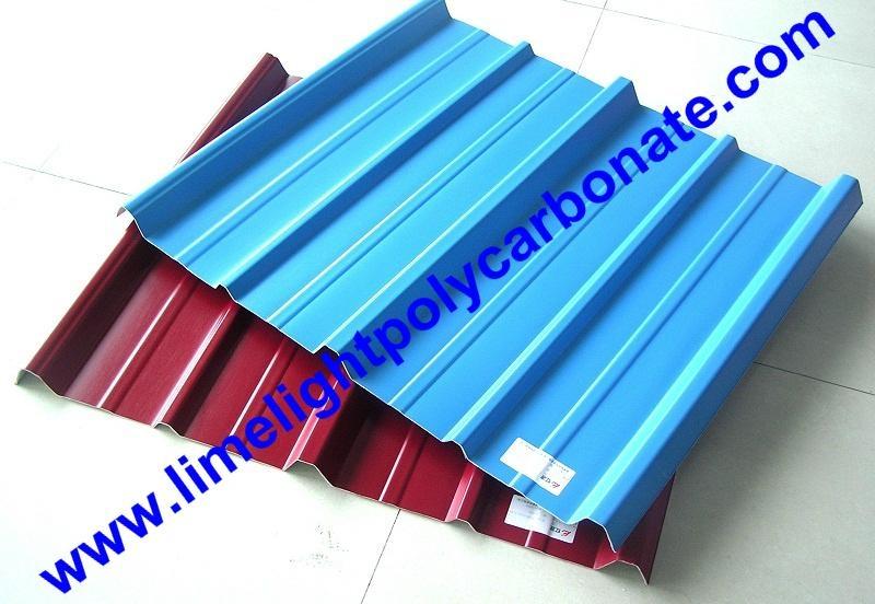 PVC Roofing Sheet PVC Corrugated Sheet ASA Roofing Sheet ASA Corrugated Sheet 1