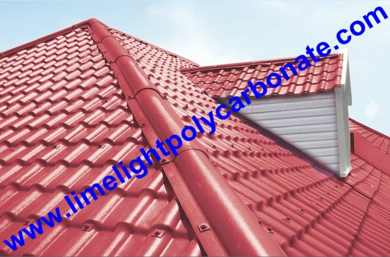 Synthetic Roofing Tiles Spanish Roofing Tiles PVC Roofing Sheet PVC Corrugated 4