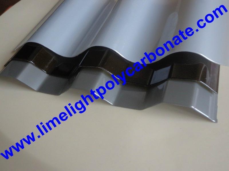 Corrugated polycarbonate sheet polycarbonate sheet polycarbonate roofing sheet 2