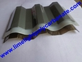 Corrugated polycarbonate sheet polycarbonate sheet polycarbonate roofing sheet