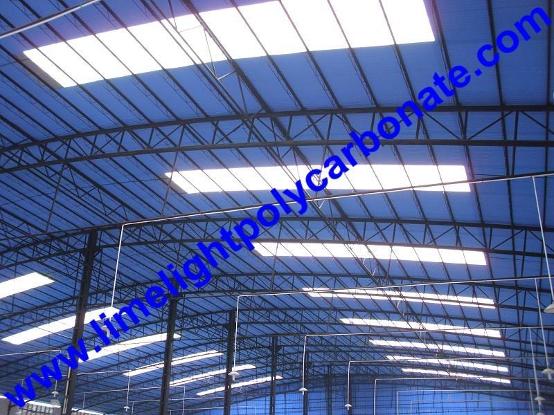 Corrugated polycarbonate sheet pc corrugated sheet roof tile polycarbonate sheet 5